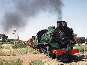 Pichi Richi Railway - Broome Tourism