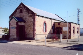 Balaklava Museum Centenary Hall - Broome Tourism