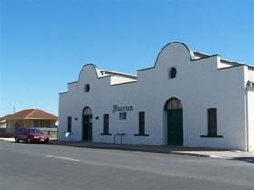 Ardrossan Historical Museum - Broome Tourism