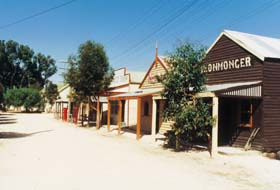 Old Tailem Town Pioneer Village - Broome Tourism