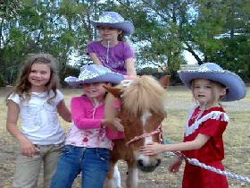 Amberainbow Pony Rides - Broome Tourism