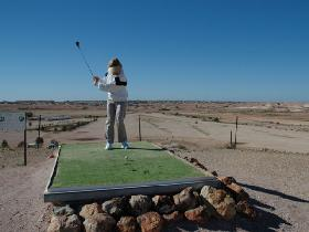 Coober Pedy Opal Fields Golf Club - Broome Tourism