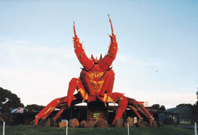 The Big Lobster - Broome Tourism