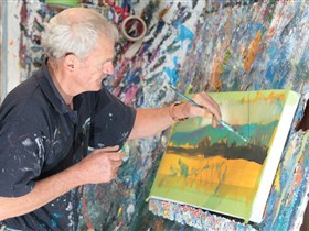 Sheps Studio art gallery - Broome Tourism