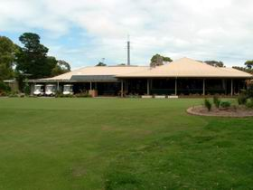 Thaxted Park Golf Club - Broome Tourism