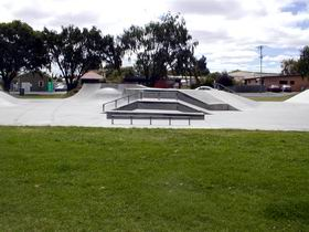 Millicent Skatepark - Broome Tourism