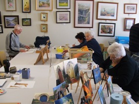Northern Yorke Peninsula Art Group - Broome Tourism