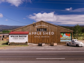 The Apple Shed Tasmania - Broome Tourism