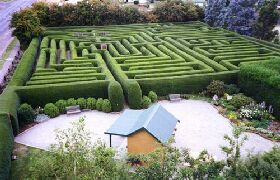Westbury Maze and Tea Room