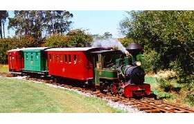 Redwater Creek Railway - Broome Tourism