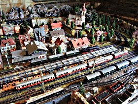 Tudor Court Model Village and German Model Train World - Broome Tourism