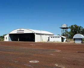 Daly Waters Aviation Complex - Broome Tourism