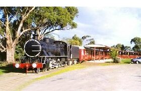 Margate Train - The - Broome Tourism