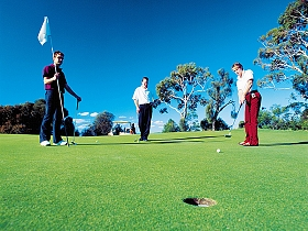 Geeveston Golf Club - Broome Tourism