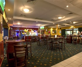 Canberra Irish Club - Broome Tourism