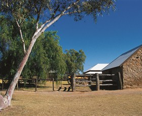 Alice Springs Telegraph Station Historical Reserve - Broome Tourism