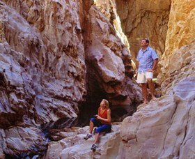 Redbank Gorge - Broome Tourism