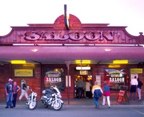 Bojangles Saloon and Dining Room - Broome Tourism