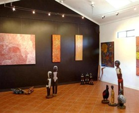 Ironwood Arts - Broome Tourism