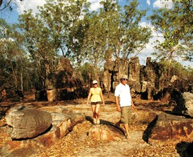 The Lost City - Litchfield National Park - Broome Tourism