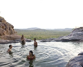 Gunlom Plunge Pool - Broome Tourism