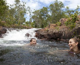 Buley Rockhole - Broome Tourism