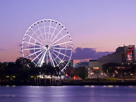 The Wheel of Brisbane - Broome Tourism