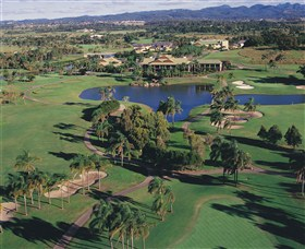 Palm Meadows Golf Course - Broome Tourism