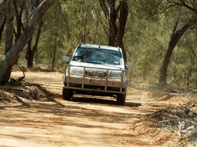 Ward River 4x4 Stock Route Trail - Broome Tourism