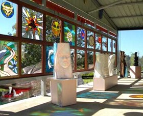 Alpha31 Art Gallery and Sculpture Garden - Broome Tourism