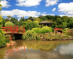 Japanese Gardens - Broome Tourism