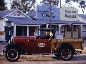Miles Historical Village and Museum - Broome Tourism