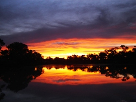 Thomson River - Broome Tourism