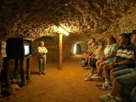 Miners Heritage Walk-In Mine - Broome Tourism