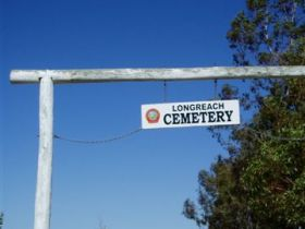 Longreach Cemetery - Broome Tourism