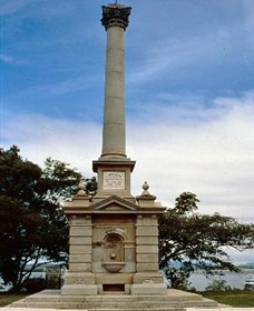 Cooktown War Memorial - Broome Tourism