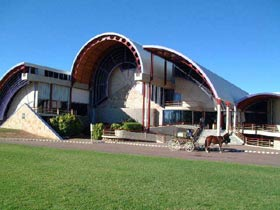 Australian Stockmans Hall of Fame and Outback Heritage Centre - Broome Tourism