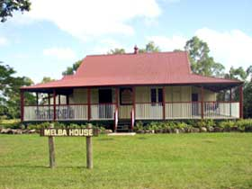 Melba House - Broome Tourism