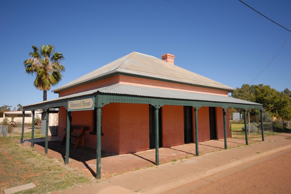 Leahy Historical House - Broome Tourism