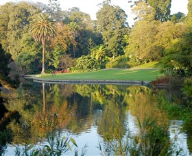 Royal Botanic Gardens Melbourne - Broome Tourism