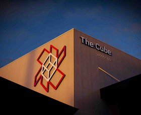 The Cube Wodonga - Broome Tourism