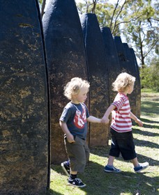 McClelland Sculpture Park  Gallery - Broome Tourism
