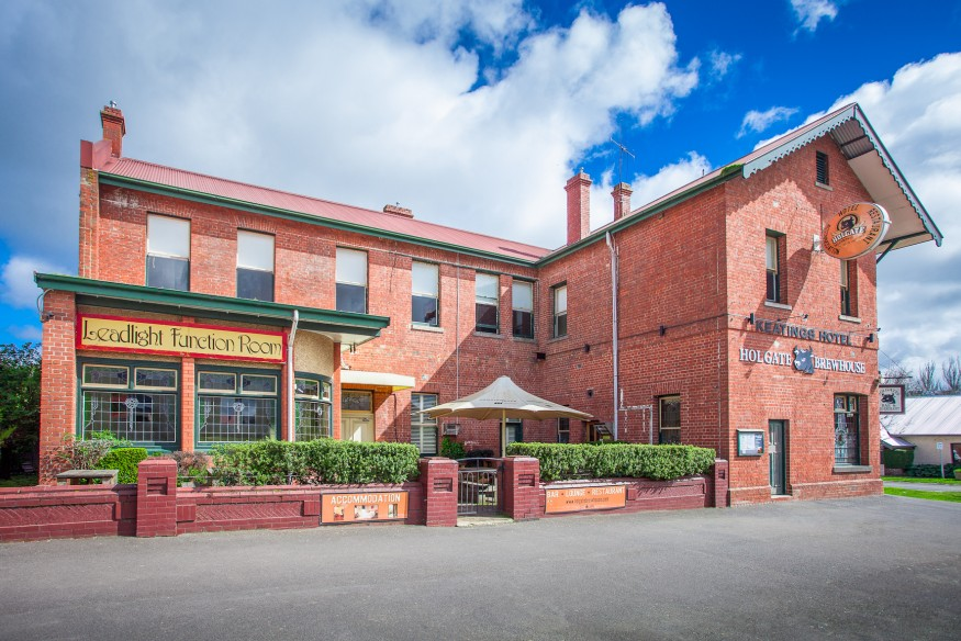 Holgate Brewhouse at Keatings Hotel - Broome Tourism