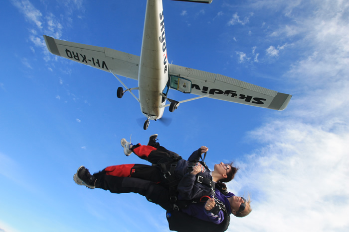 Australian Skydive - Broome Tourism