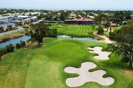 Patterson River Golf Club - Broome Tourism