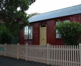 19th Century Portable Iron Houses - Broome Tourism