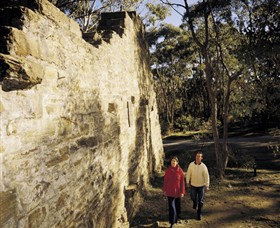 Castlemaine Diggings National Heritage Park - Broome Tourism