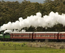 Steamrail Victoria - Broome Tourism