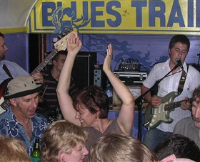 The Blues Train - Broome Tourism