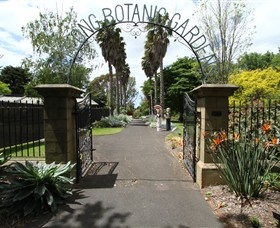 Friends of Geelong Botanic Gardens - Broome Tourism
